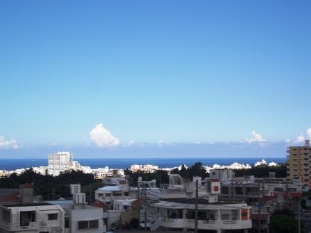 Ocean view modern Apt