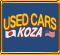 USED CARS KOZA