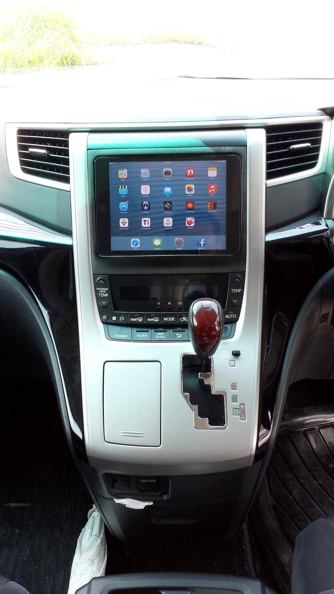 Toyota Alphard Okistyle Car Selection