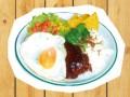 Loco Moco of Okinawan Special Pork