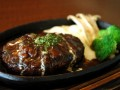 Ishigaki Beef Hamburger Steak w/ Demi glass sauce